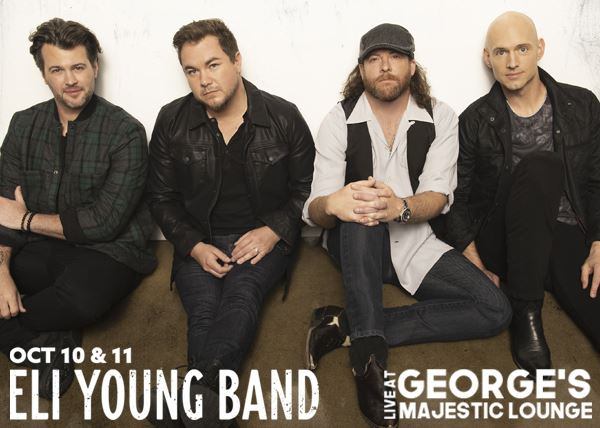 RESCHEDULED - Eli Young Band (Night 1)