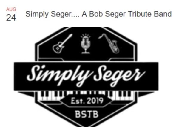 Simply Seger.... A Bob Seger Tribute Band