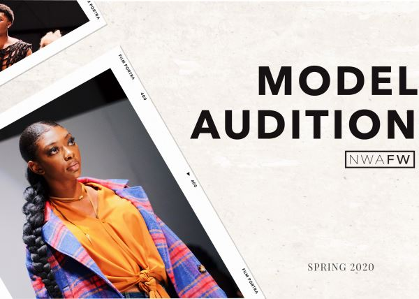 NWA Fashion Week Open Model Audition