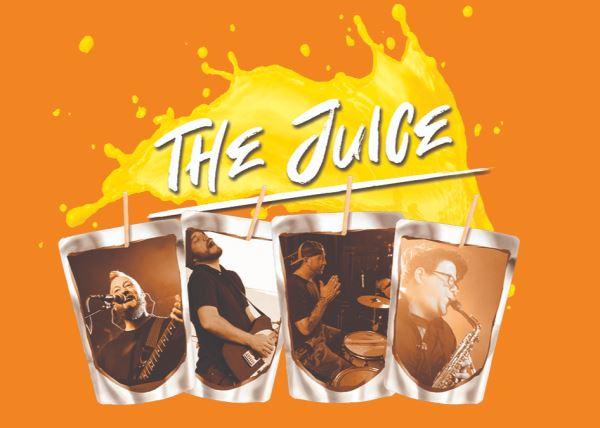 The Juice w/ Monk is King, Jed Harrelson