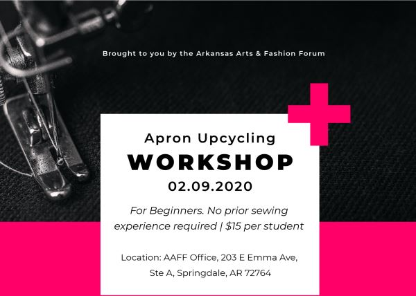 Apron Upcycling Workshop