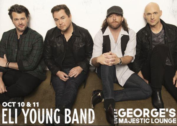 RESCHEDULED - Eli Young Band (Night 2)