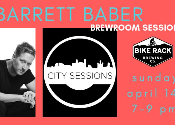 Brew Room Sessions: BARRETT BABER