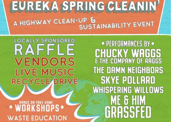 Eureka Spring Cleanin'