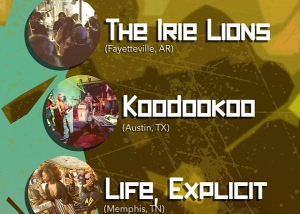 Irie Lions-Koodookoo-Life Explicit
